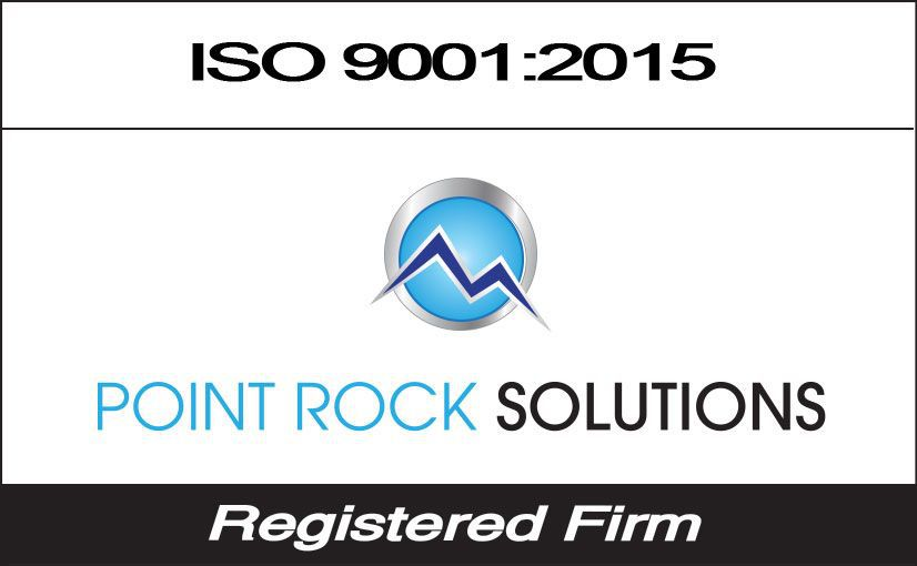 point Rock ISO Registered Firm